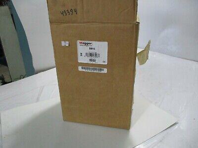 Megger Bm15 6410-919 1001103793 Analog 5 Kv Megger Insulation Tester
