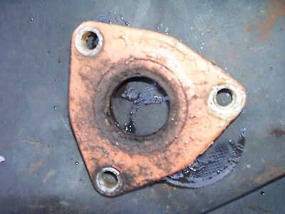 Vintage Allis Chalmers D 15 Gas Tractor -pto Shaft Seal Housing- 1967