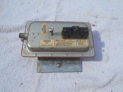 Giles Cf-400 Gas Fryer Controls Afs-271
