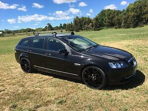 VE SERIES 2 CALAIS V8 Auto Wagon Bungendore Queanbeyan Area Preview