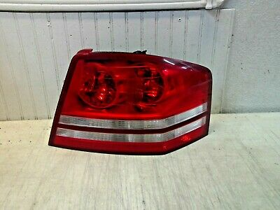 DODGE AVENGER 2008 2009 2010 RIGHT PASSENGER TAILLIGHT