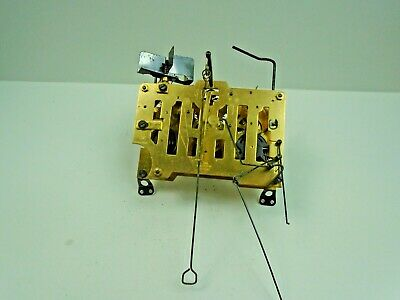 CB  Cuckoo Clock Movement (FOR RESTORATION or PARTS ONLY)