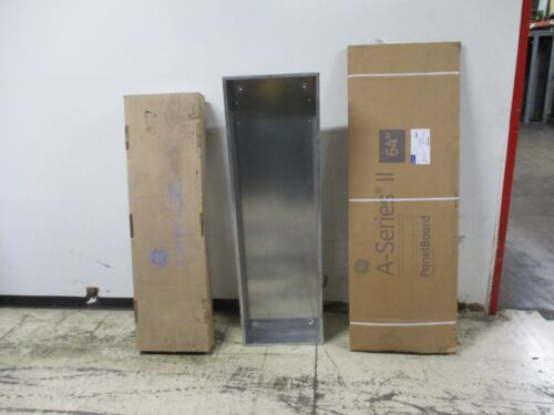 GE Main Breaker Panel w/ Distribution Main AQF3422JTX AXF2E3 *w/ Box and Cover*
