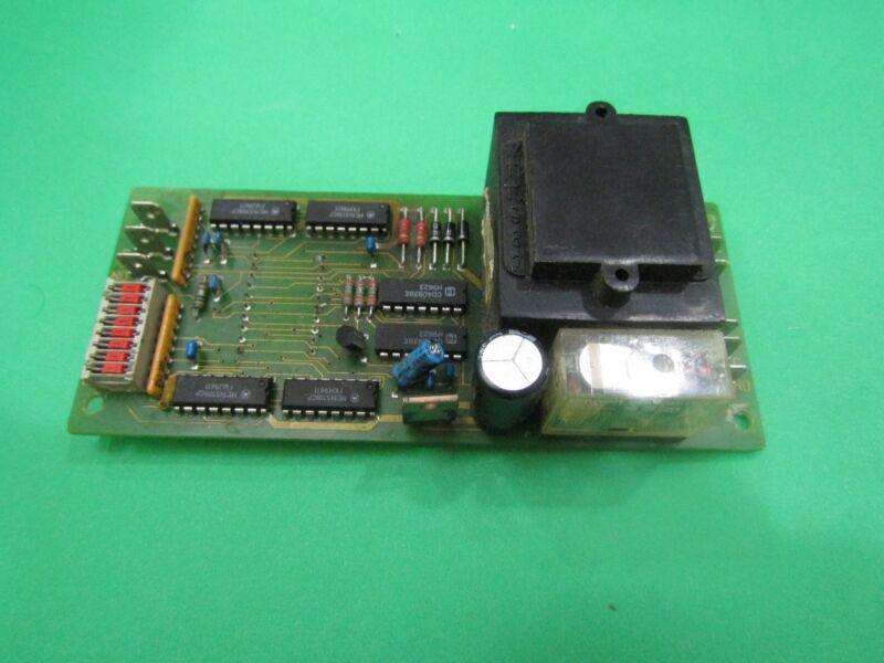 Ipso Washer Coin Stepper  Board #209/00246/00