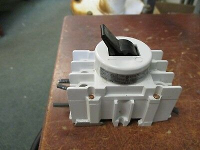 ABB Disconnect Switch OETL-NF60T 80A 600V Used for sale  Minneapolis