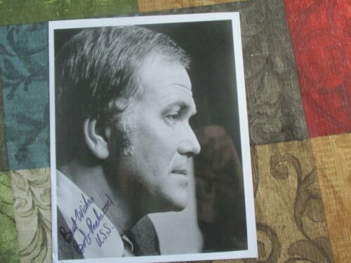1974 Bob Packwood (U.S. Senator) signed photograph!