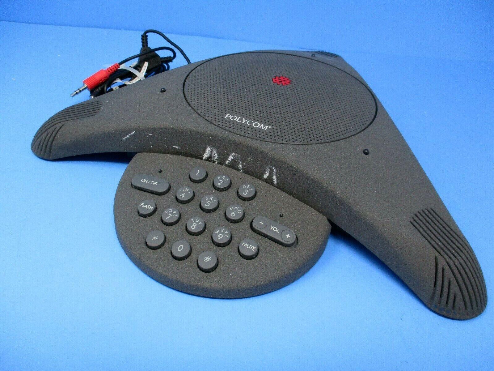 Polycom Soundstation2 Full Duplex Conference Phone 2200-16200-001