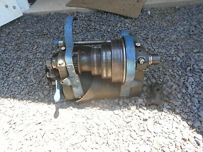Southbend Lathe 13 Inch Headstock Southbend 13 Tooling And Parts Southbend Tool
