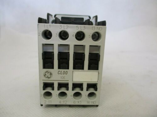 GE GENERAL ELECTRIC CL00A310T CONTACTOR 110/120V COIL