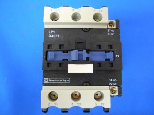 TELEMECANIQUE CONTACTOR 40 AMP