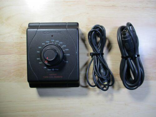 C Crane AM F-5 Justice Tuner Twin Coil Ferrite w/ Plugs - Black