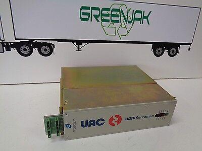Num 3uacl5050i Servomac Universal Drive Controller 3uacl50501 - Used - Free Ship