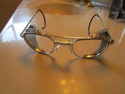 NEW Vintage american optical safety  glasses steampunk Motorcycle Work  NICE (Vintage Optical Glasses)