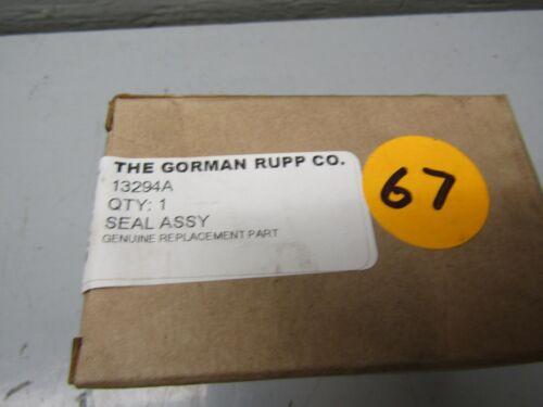 Groman Rupp 13294A Seal Assy.