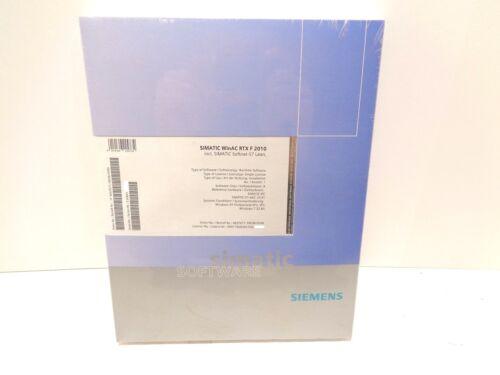 Siemens Simatic WinAC RTX F 2010 6ES7671-RC08-0YA0  incl Simatic Softnet-S7 Lean