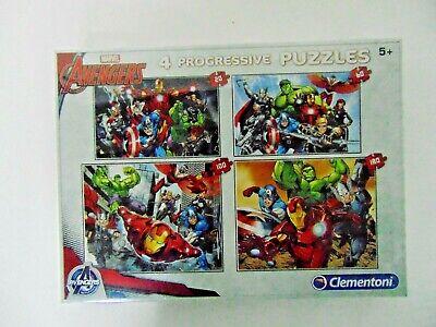 engers 4 Puzzles 98545 (Avengers Puzzle)