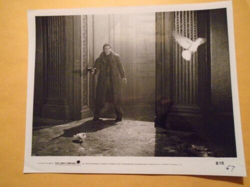 BLADE RUNNER RIDLEY SCOTT HARRISON FORD ORIGINAL VINTAGE glossy b&w movie photo