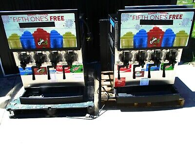 2-slush Machines 4 Product Taylor C302-27 Both 6000 Nice  2 Units