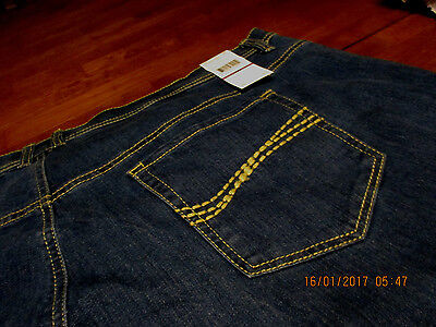 Nice  womens plus size 22W  JEANS designed pockets! CUFF UP OR DOWN $59.00