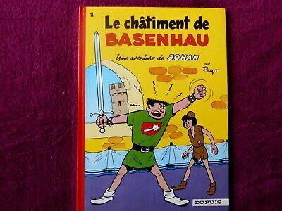 Le châtiment de Basenhau-1981-PEYO-Une aventure de Johan-Johan et Pirlouit.