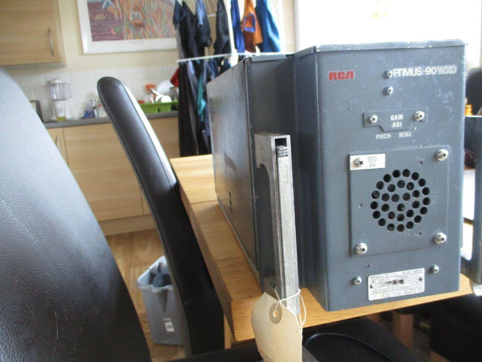 Primus 90 MI-585161 Radar transreciever