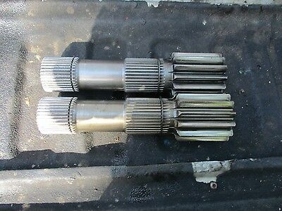 1976 1370 Case Diesel Farm Tractor Brake Shaft Free Shipping