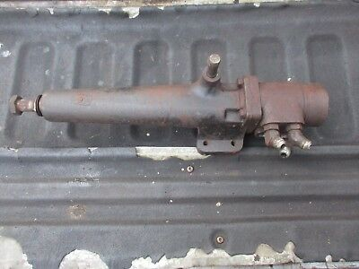 1965 190xt Diesel Allis Chalmers Tractor Power Steering Hand Pump Free Ship