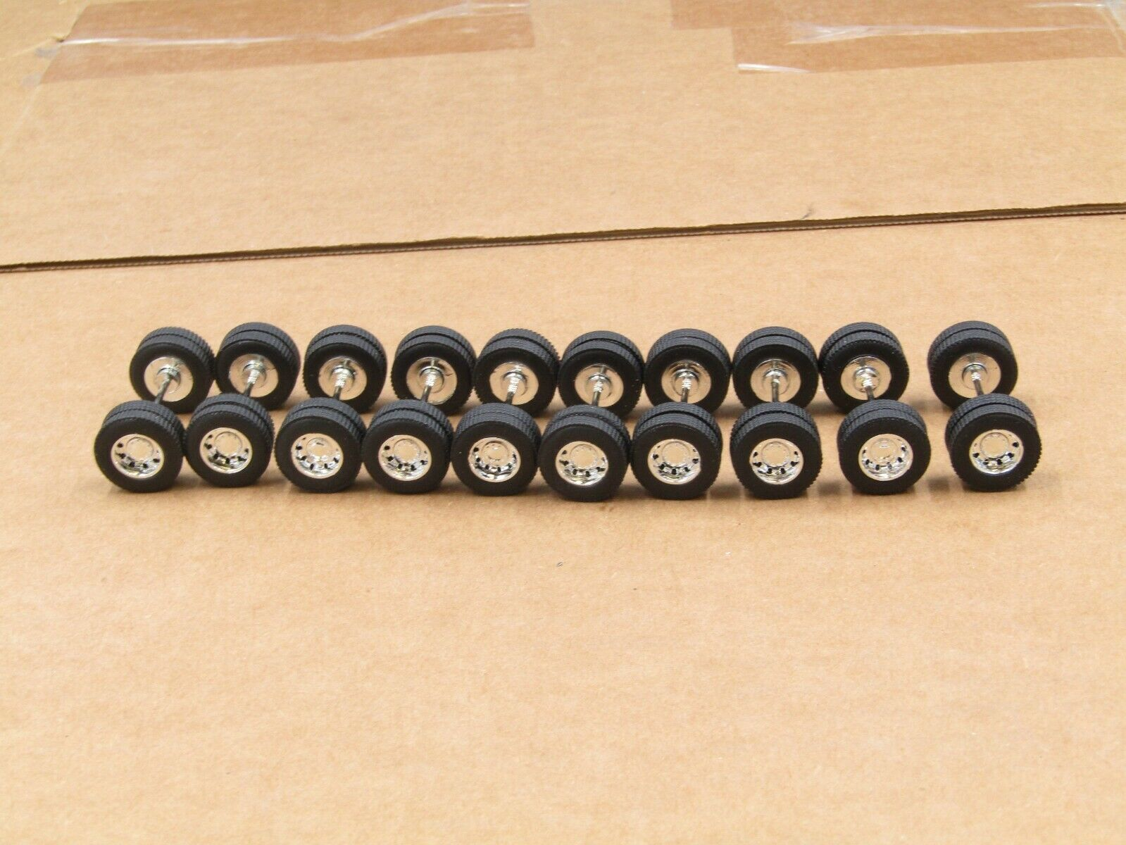Dcp 10 complete axle sets new loose 1/64  2