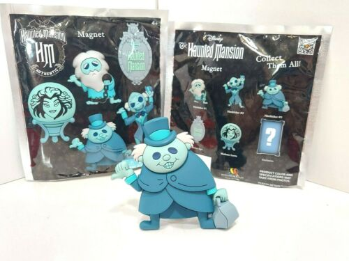 Phineas Hitchhiking Ghosts The Haunted Mansion Disney Magnet Mystery Blind Bag