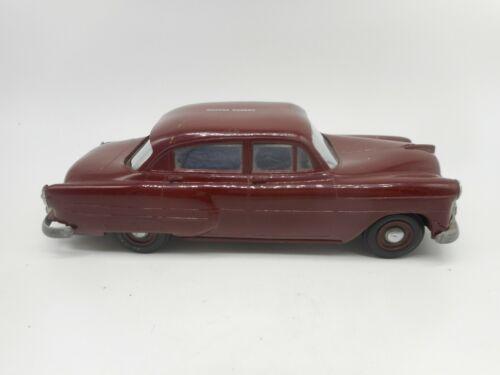 Vintage 1952 Chevrolet Chevy Madeira Maroon Dealer Promo BelAir Car Savings Bank