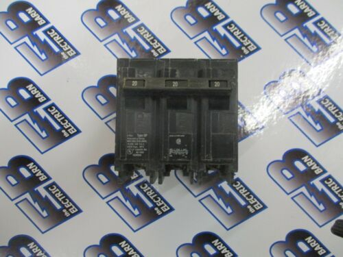 Siemens Q320, 20 Amp, 240 Volt, 3 Pole Circuit Breaker- WARRANTY
