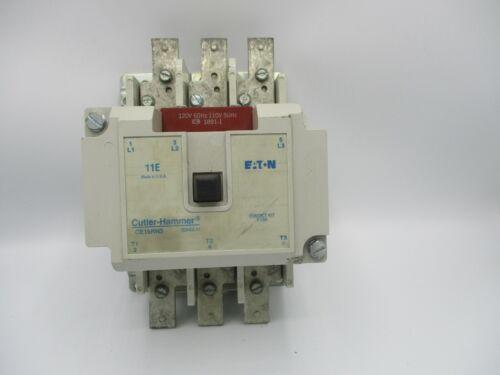 EATON CUTLER-HAMMER CE15RN3 CE15RN3A CONTACTOR 200 AMP 110/120V COIL