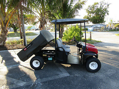 Toro Workman Md Gas Electric Dump Body 07266 Sun Roof 468 Hrs.