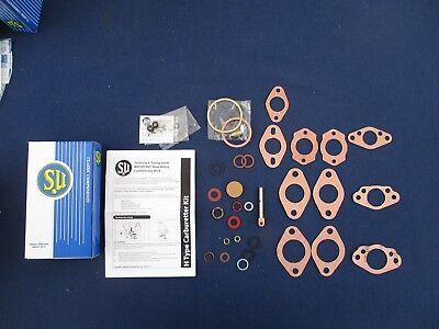 SU H1 H2 H4 Carburettor Service Kit.