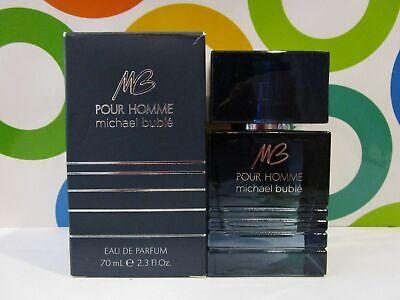 MICHAEL BUBLE ~ MB POUR HOMME EAU DE PARFUM SPRAY ~ 2.3 OZ SEALED BOX