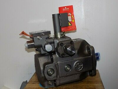 Rexroth Hydraulic Piston Pump Aa4vso 125 Piston Pump Less Control Device Option