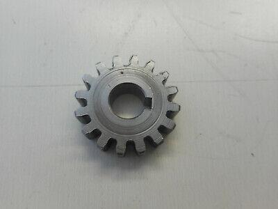 Atlas Craftsman 10 12 Metal Lathe Cross Feed Screw Gear 10f-33