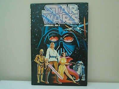 Star Wars Annual No.1 (Acceptable Condition) Vintage 1978