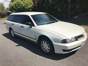 MITSUBISHI MAGNA WAGON-2000-AUTO-6 MONTHS REGO-RWC-AIR CON-AIRBAGS Upper Coomera Gold Coast North Preview
