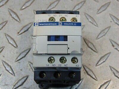 Telemecanique Lc1d12 Contactor 120v Coil