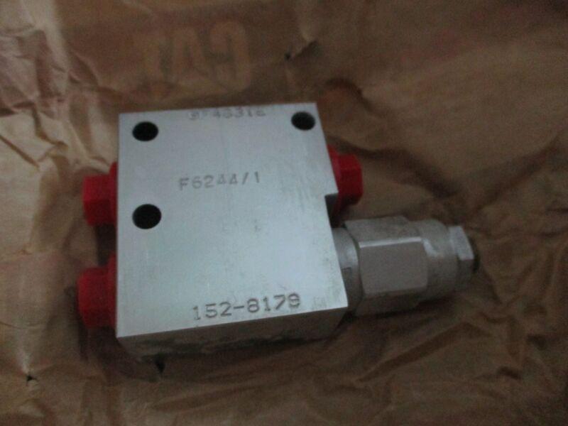 152-8179 CAT caterpillar load control lock Valve mini excavator 301 302