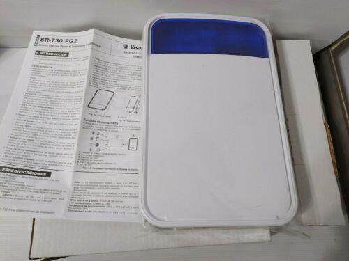 VISONIC SR-730 PG2  Wireless Outdoor Siren 915-0:040 fcc