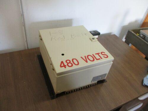 Motortronics AC Drive KP1-401-E-GF 1HP 400V 2.3A Nema 4X *Missing Front Switch*