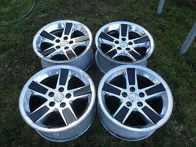 20 Dodge Ram 1500 OEM factory Chrome Alloy wheels Rim 2364 02 - 18 Nice