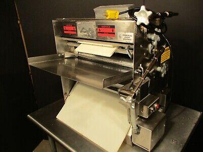 Dough Roller Pizza Sheeter Acme Mrs 11 2300 Nice Shipping 125 275