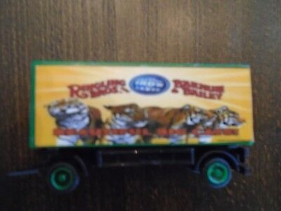 HO Scale Ringling Brothers TIger  Circus Wagon for sale  Carrollton