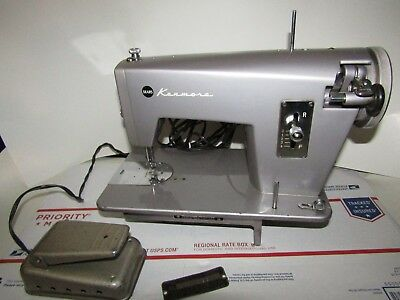 HEAVY DUTY INDUSTRIAL STRENGTH KENMORE 1358 SEWING MACHINE - Denim - Upholstery for sale  Shipping to Canada