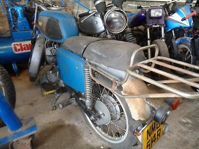 MZ 125/150`s, BREAKING FOR PARTS, MANY PARTS AVAILABLE, WILL LIST SEPERATELY.