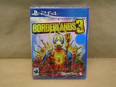Borderlands 3, 2K, PlayStation 4