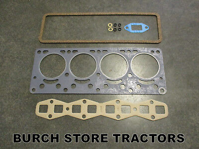 New Complete Head Gasket Kit For Ferguson Te20 To20 To30 Tractors